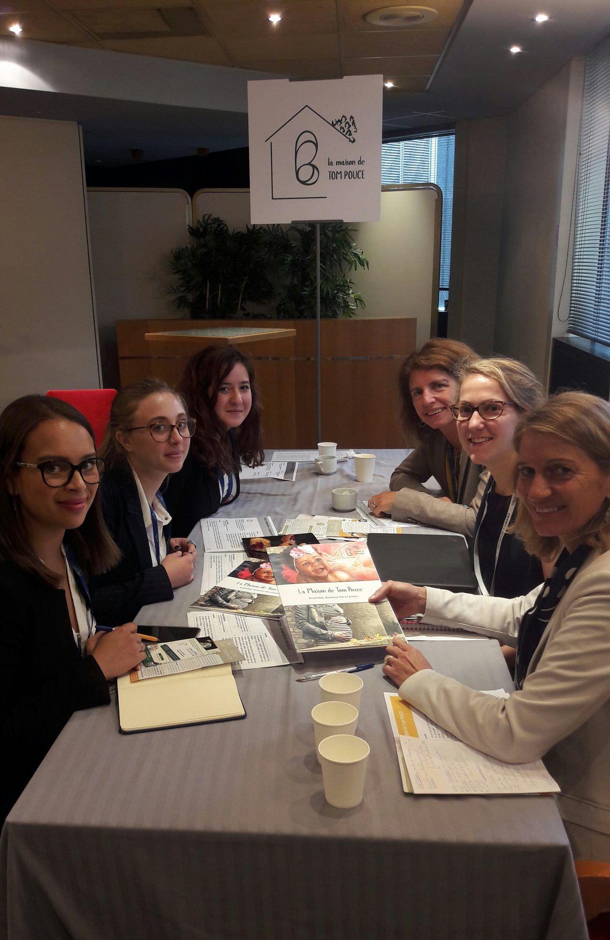 Retour sur le speed-meeting solidaire à la Fondation Saint Gobain